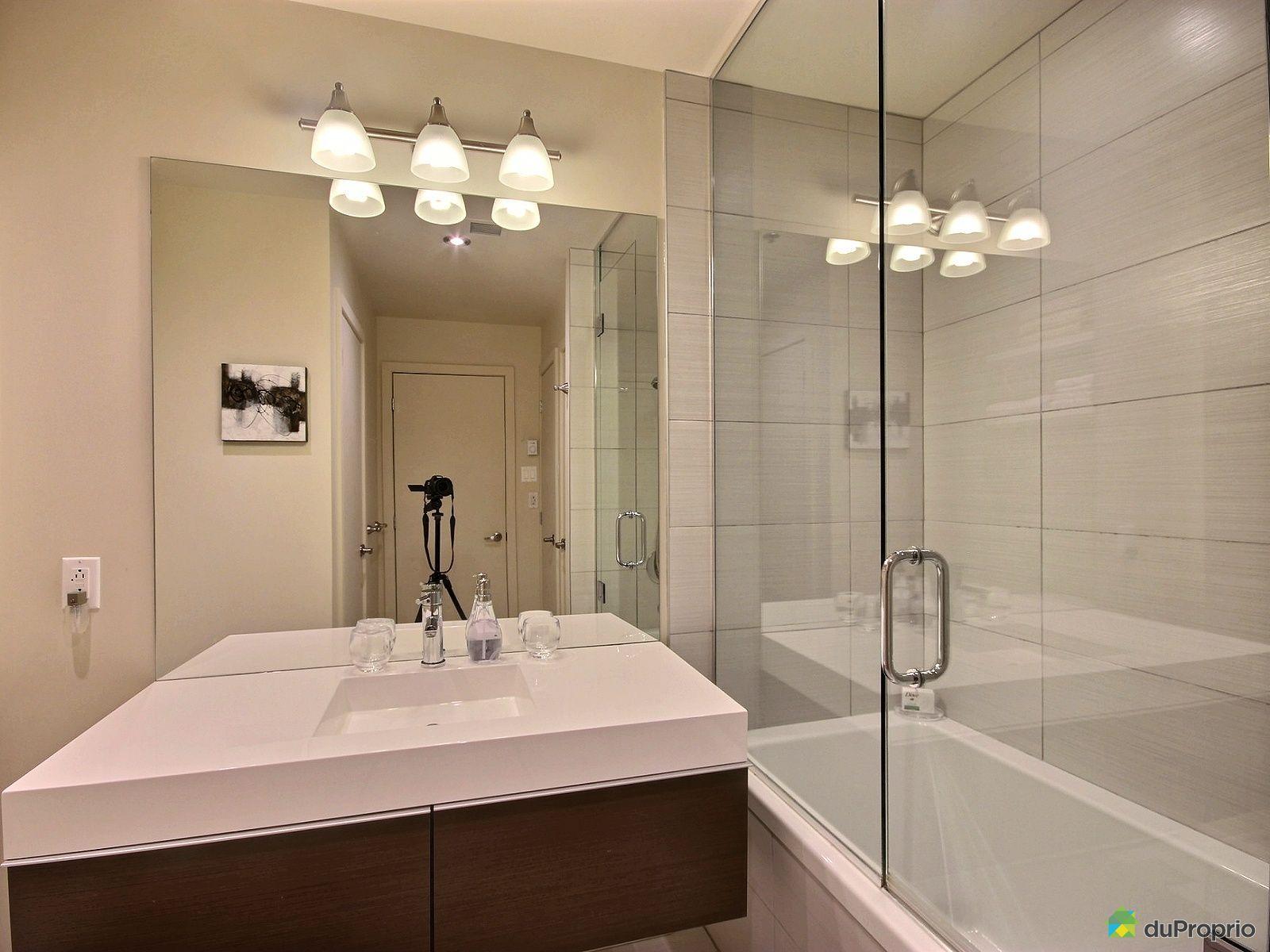 Condo vendu montr al immobilier qu bec duproprio 673639 for Accessoire salle de bain ville de quebec