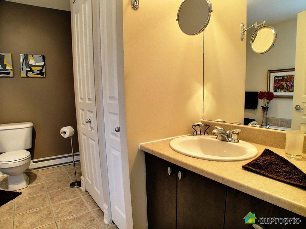 Condo vendu montr al immobilier qu bec duproprio 245229 for Accessoire salle de bain ville de quebec