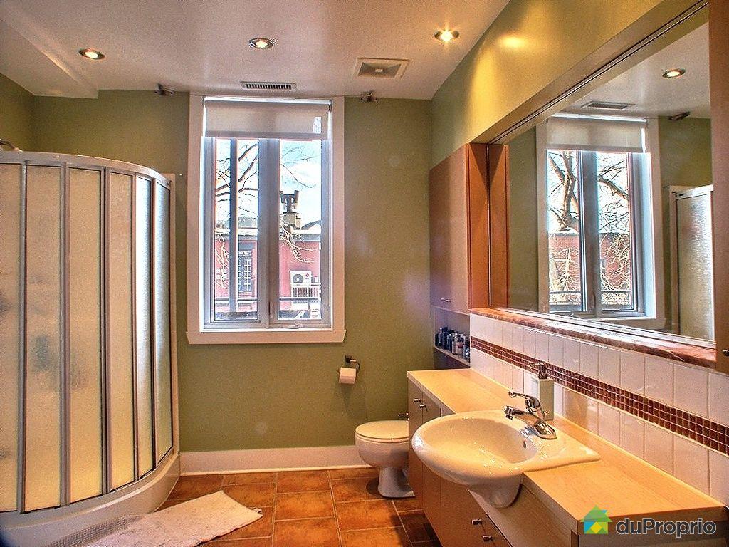 Condo vendre montr al 4 1400 avenue overdale for Salle de bain carrelee jusqu au plafond