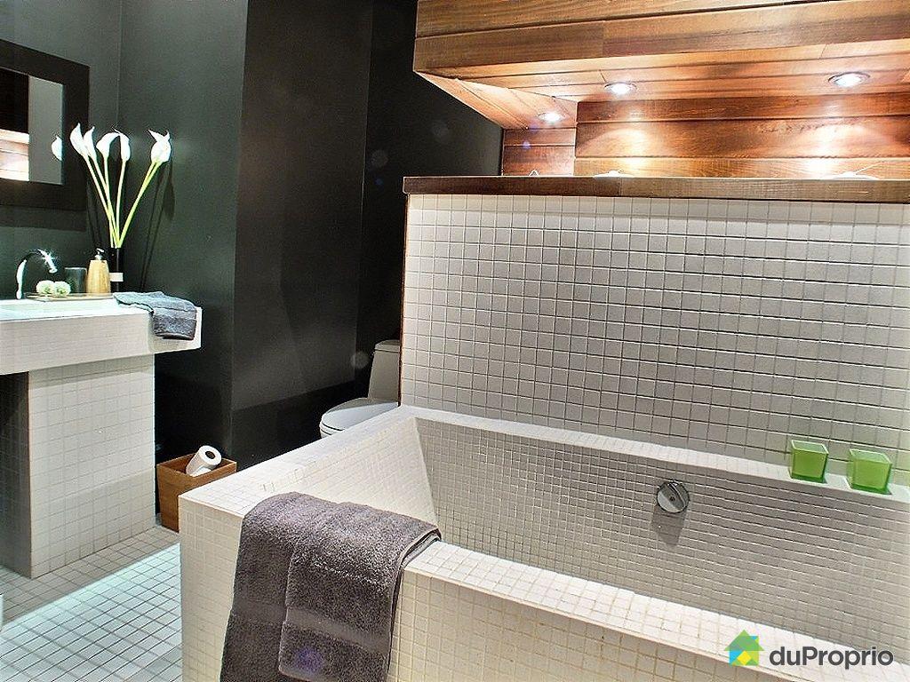 Condo vendu montr al immobilier qu bec duproprio 333802 for Salle de bain commune a deux chambres