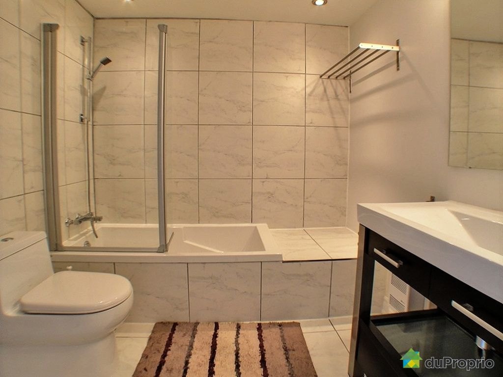Condo vendre montr al 202 450 rue de la gaucheti re est for Salle de bain commune a deux chambres