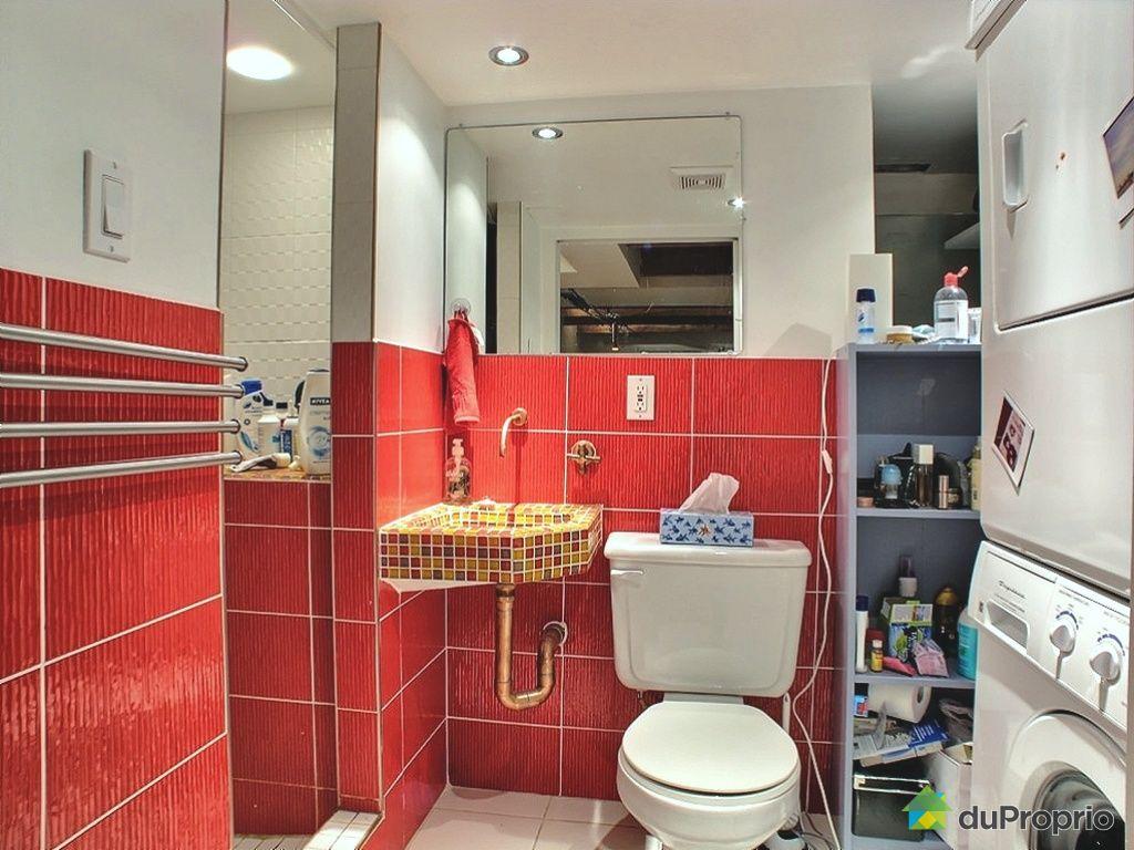 Condo vendu montr al immobilier qu bec duproprio 380257 for Salle de bain commune a deux chambres