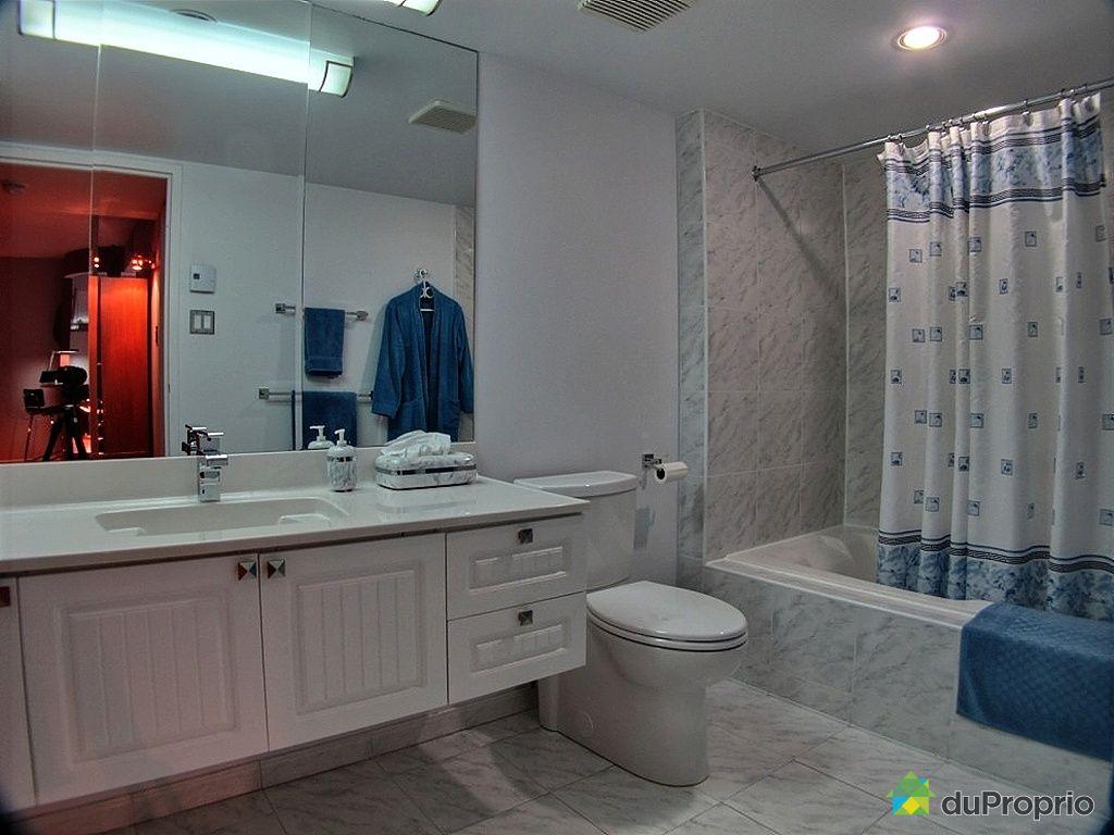 Condo vendu montr al immobilier qu bec duproprio 328835 for Accessoire salle de bain ville de quebec