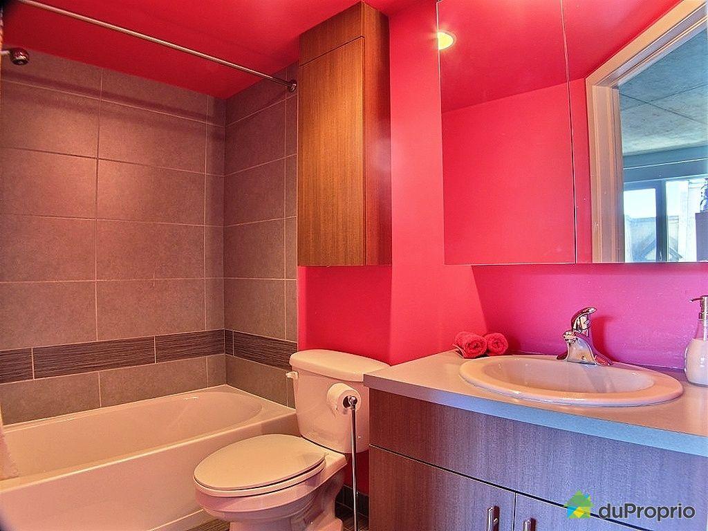 Condo vendu montr al immobilier qu bec duproprio 415080 for Salle de bain commune a deux chambres