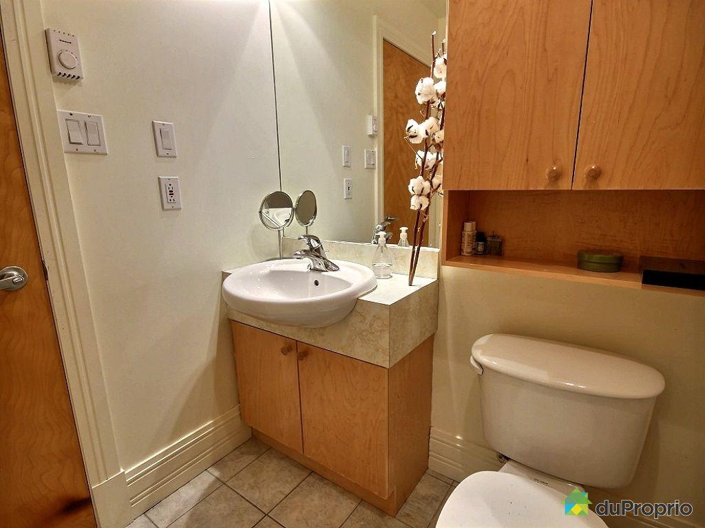 Condo vendu montr al immobilier qu bec duproprio 473813 for Accessoire salle de bain ville de quebec