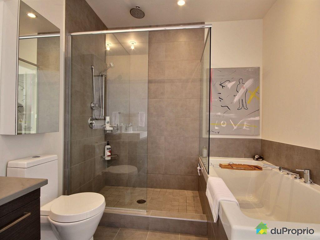 Condo vendu montr al immobilier qu bec duproprio 527087 for Accessoire salle de bain ville de quebec
