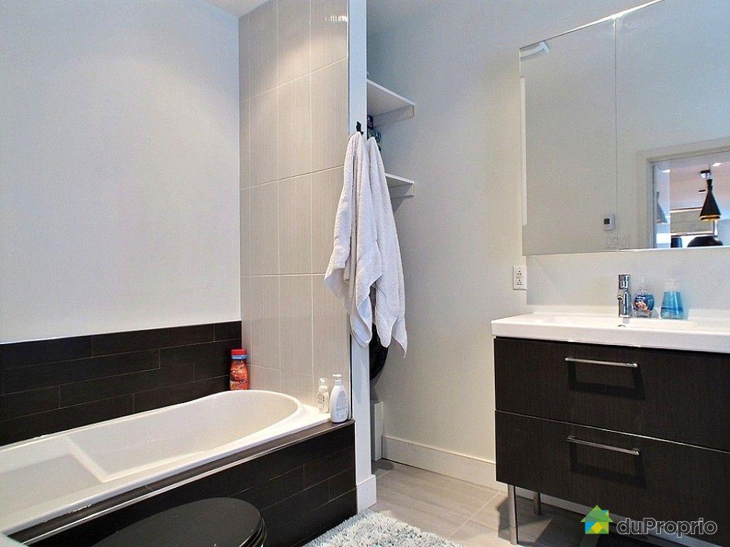Condo vendu montr al immobilier qu bec duproprio 443261 for Accessoire salle de bain ville de quebec
