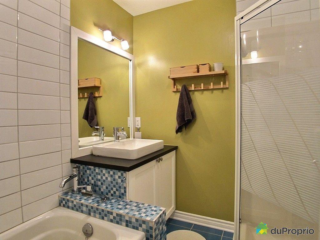 Condo vendu montr al immobilier qu bec duproprio 560194 for Salle de bain commune a deux chambres