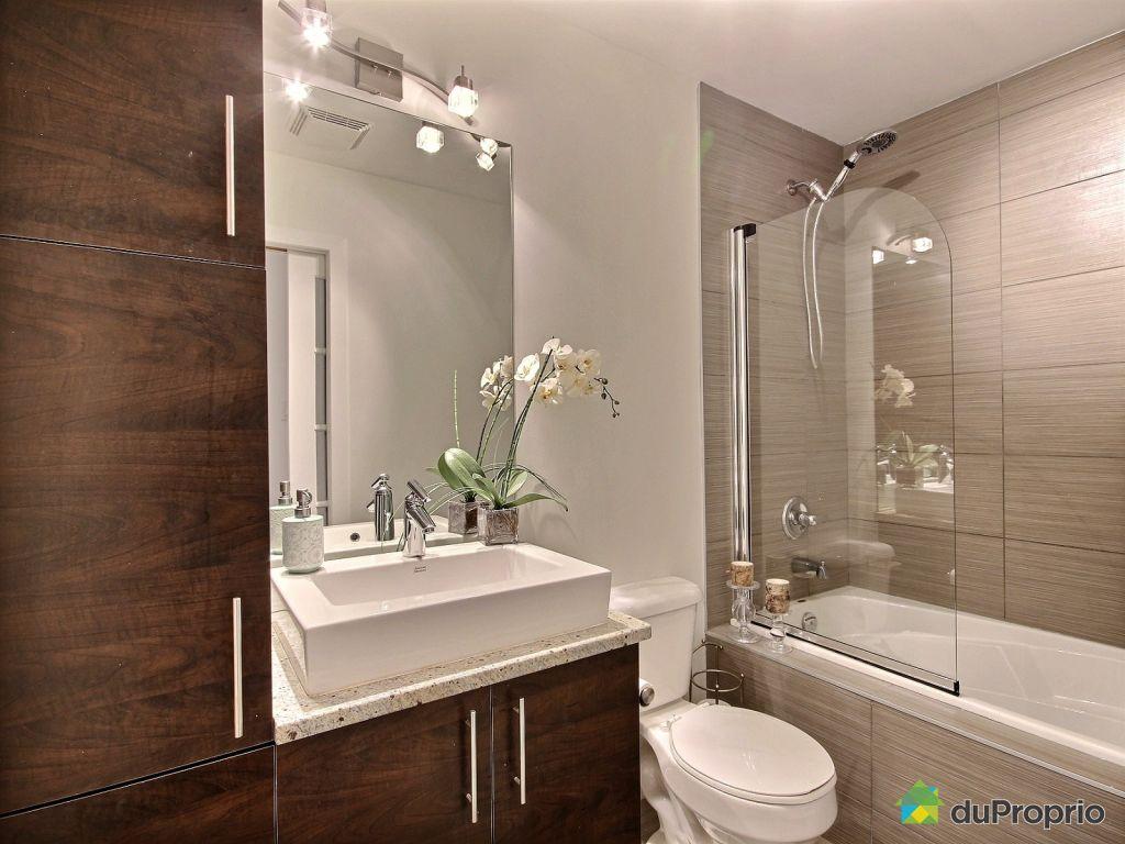 Condo vendre montr al 402 2487 rue champagne for Salle de bain commune a deux chambres