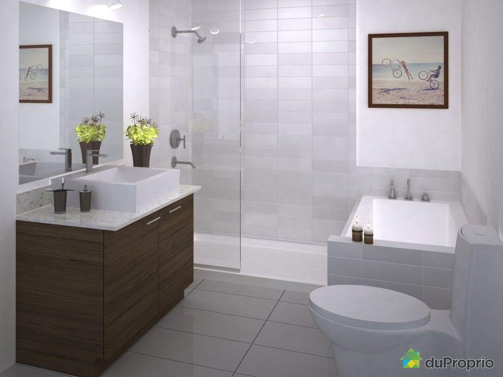 bien modele de salle de bain avec douche al italienne 2 salle de bain condo a vendre montreal. Black Bedroom Furniture Sets. Home Design Ideas