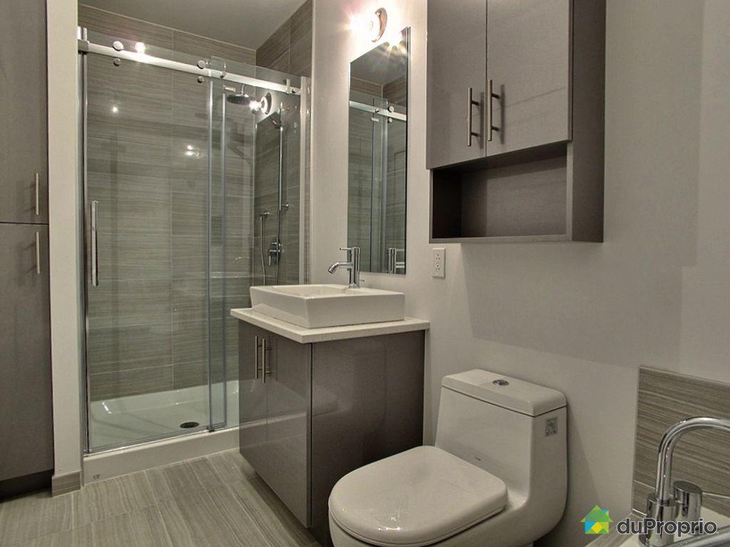 Condo neuf vendu montr al immobilier qu bec duproprio for Salle de bain quebec
