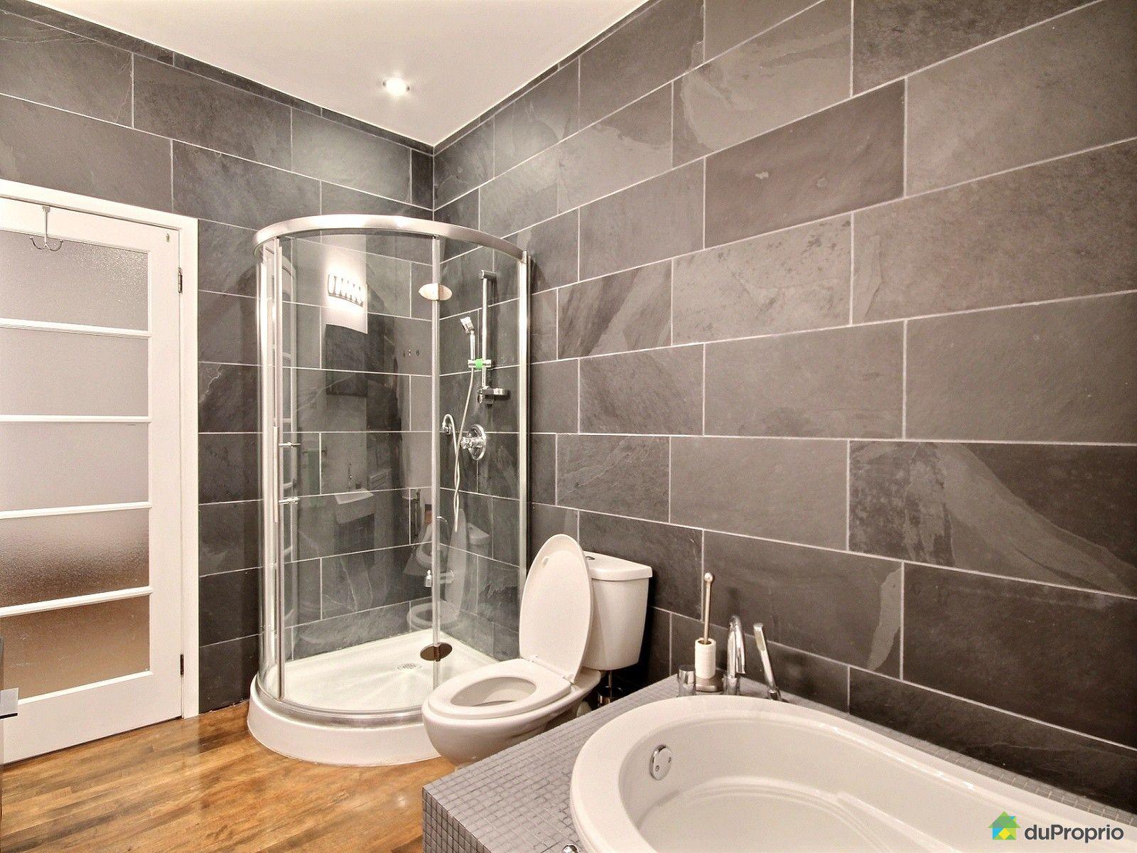 Condo vendre montr al 5168 rue chabot immobilier for Salle de bain royan