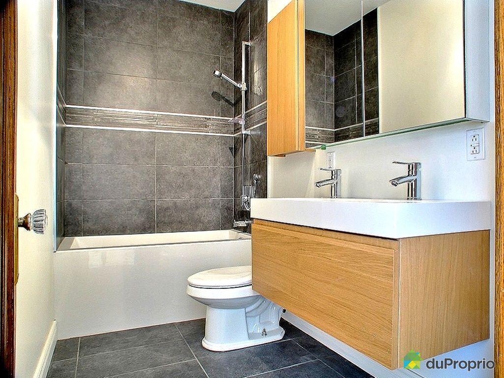 Condo vendu montr al immobilier qu bec duproprio 252725 - Salle de bain petite taille ...