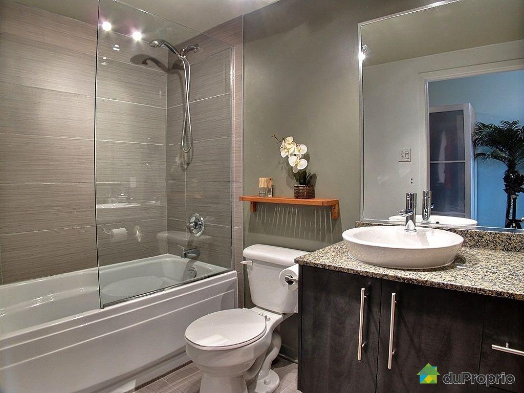 Condo vendu montr al immobilier qu bec duproprio 434957 for Reno salle de bain quebec