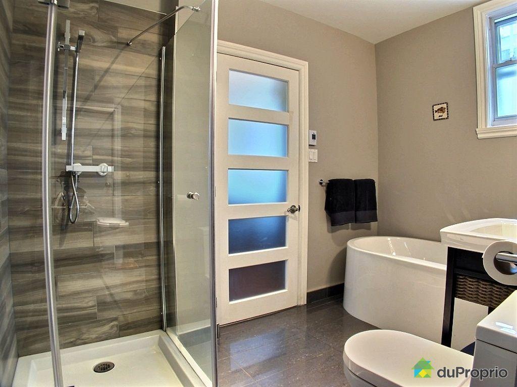 Condo vendu montr al immobilier qu bec duproprio 473875 - Configuration salle de bain ...