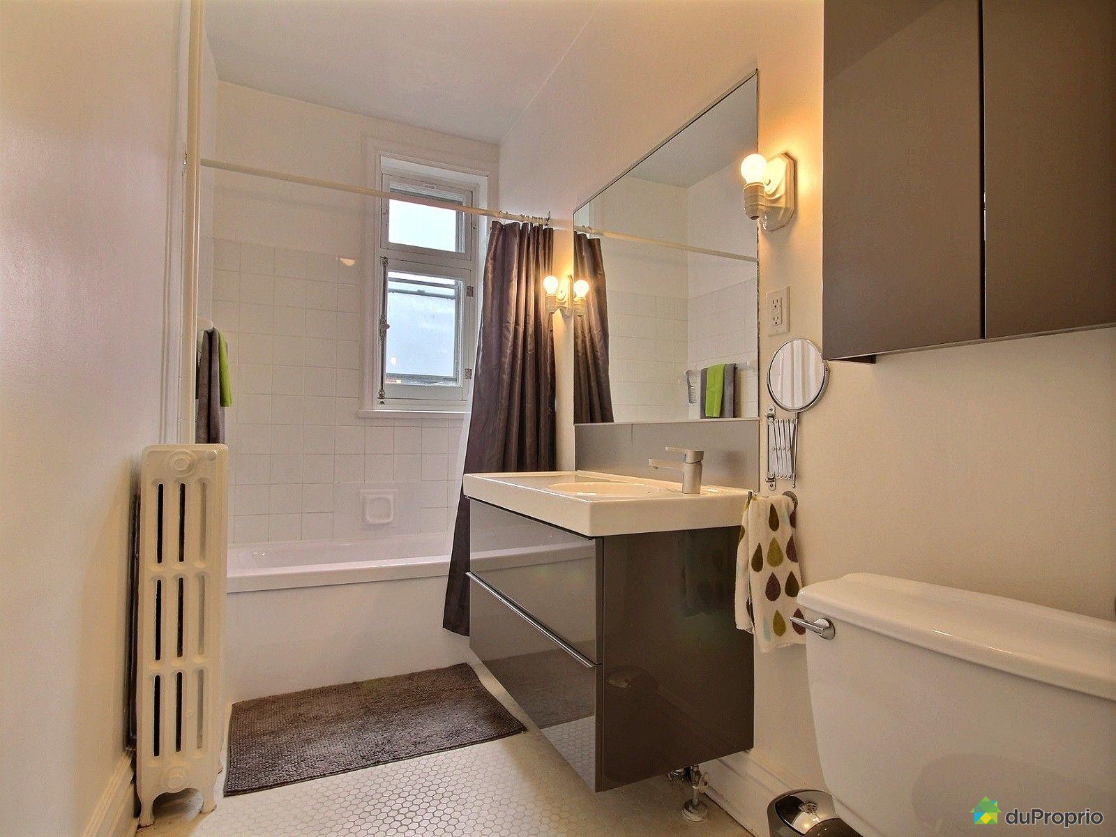 Condo vendre st jean baptiste 5 490 rue pr vost for Salle de bain st jean