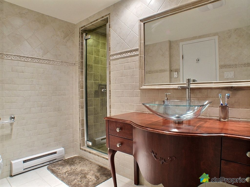 Condo vendu st vincent de paul immobilier qu bec duproprio 494849 for Salle de bains douche saint paul