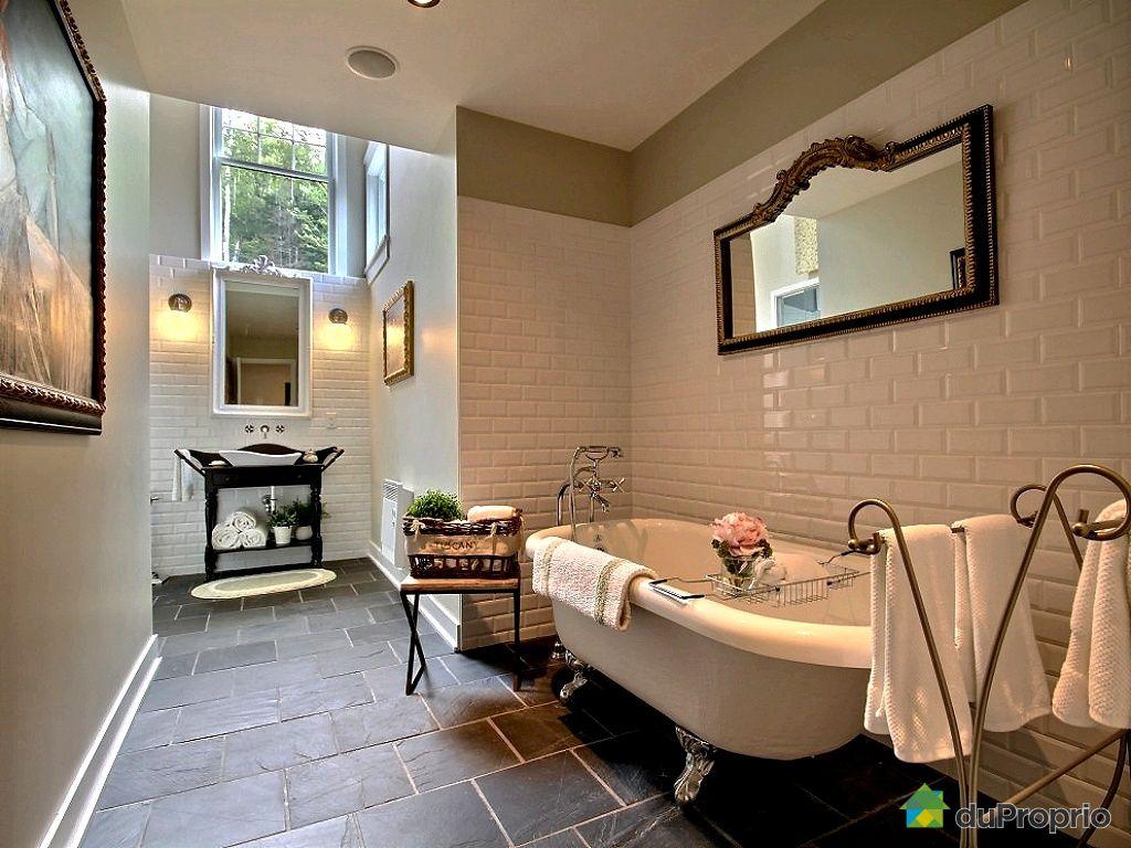 Condo vendu ste ad le immobilier qu bec duproprio 449500 for Salle bain champetre