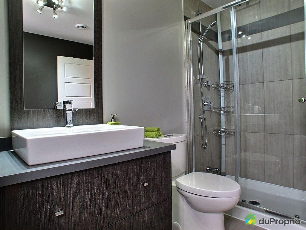 Condo vendre vaudreuil dorion 202 230 rue jean claude - Modele salle de bain douche ...