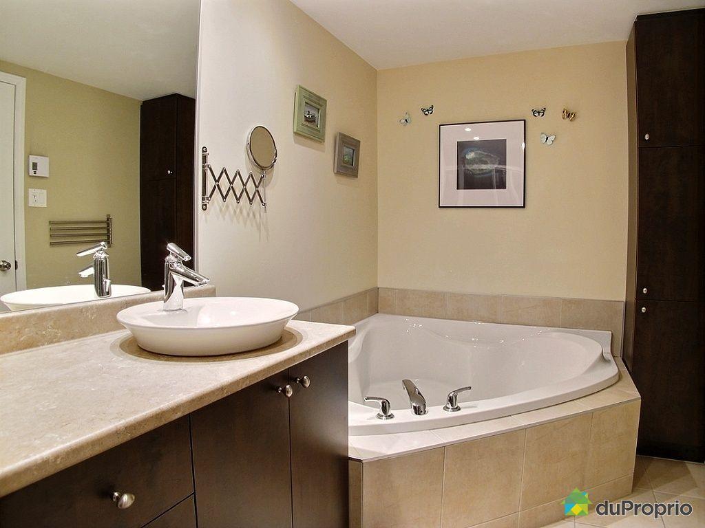 Condo vendu montr al immobilier qu bec duproprio 486688 for Salle de bain occasion tunisie