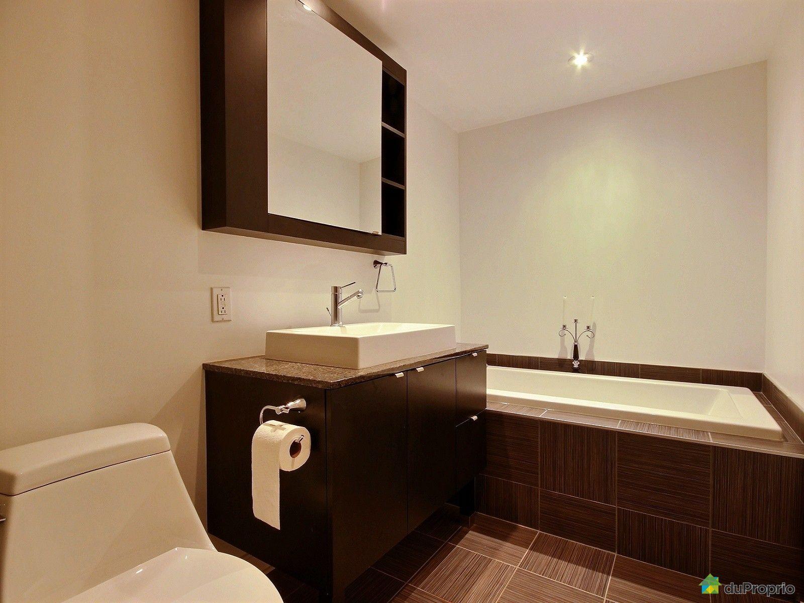 Condo vendu montr al immobilier qu bec duproprio 537291 for Chambre avec bain tourbillon montreal