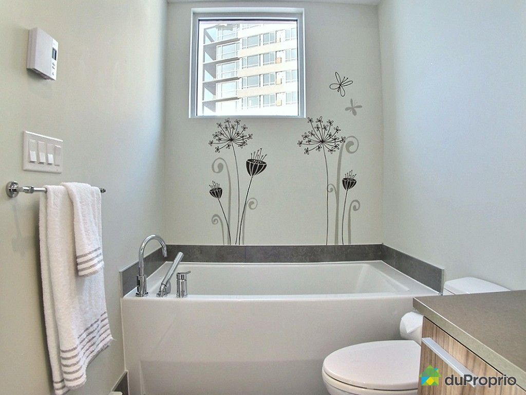 Petite chambre de bain chambre enfant photo salle de for Petite chambre avec salle de bain