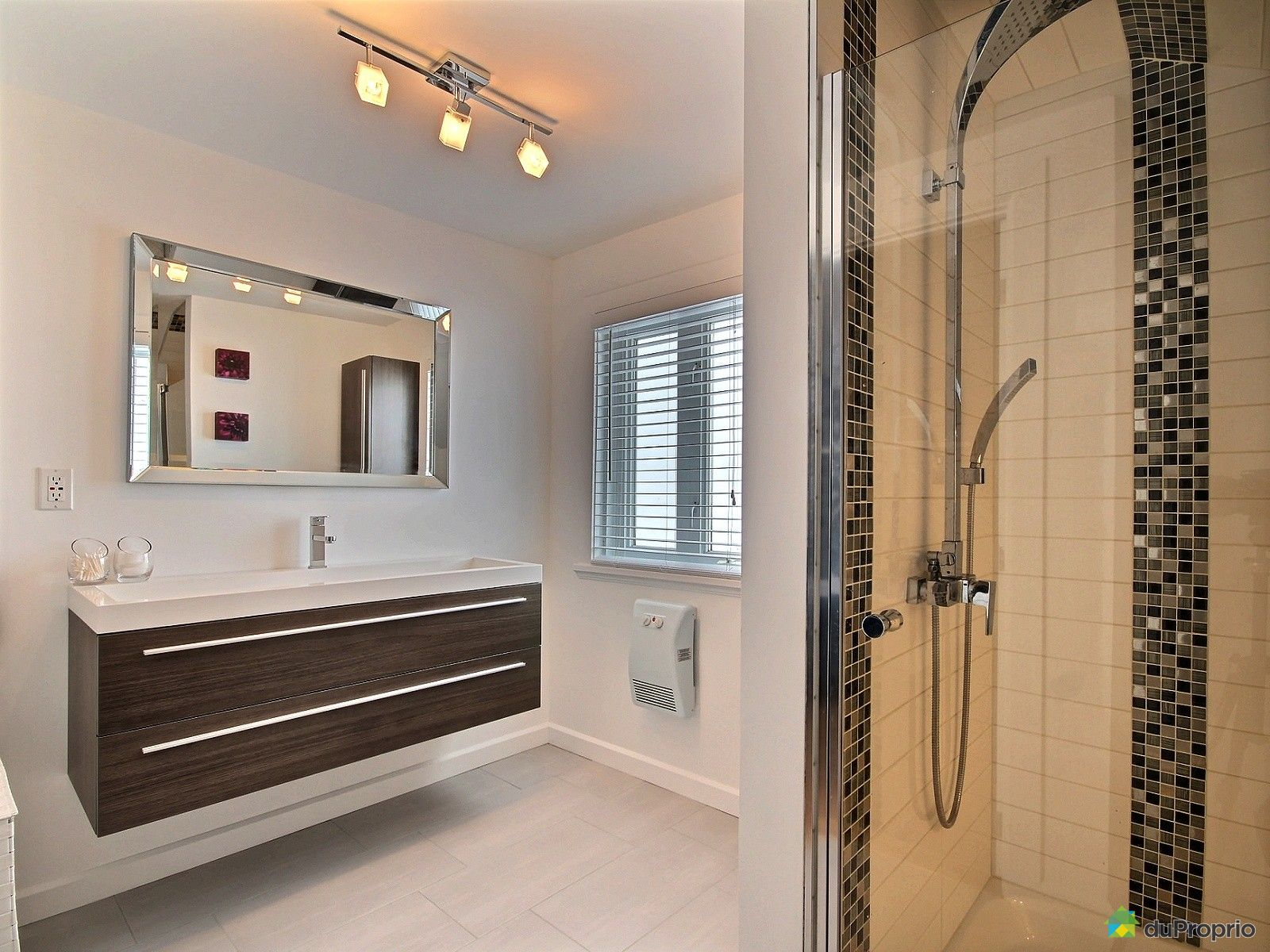 Duplex vendu l vis immobilier qu bec duproprio 495647 for Levis peinture salle de bain