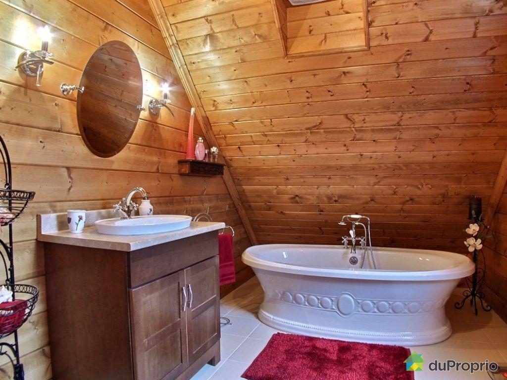 Maison vendu rawdon immobilier qu bec duproprio 437760 for Salle de bain occasion tunisie