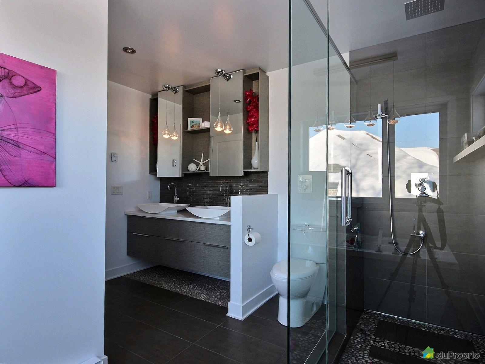 Maison vendre l 39 assomption 512 rue de pons immobilier - Systeme audio salle de bain ...