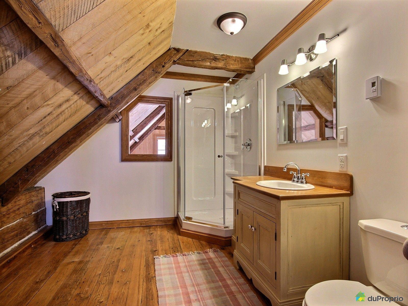 Maison vendu st michel de bellechasse immobilier qu bec for Reno salle de bain quebec