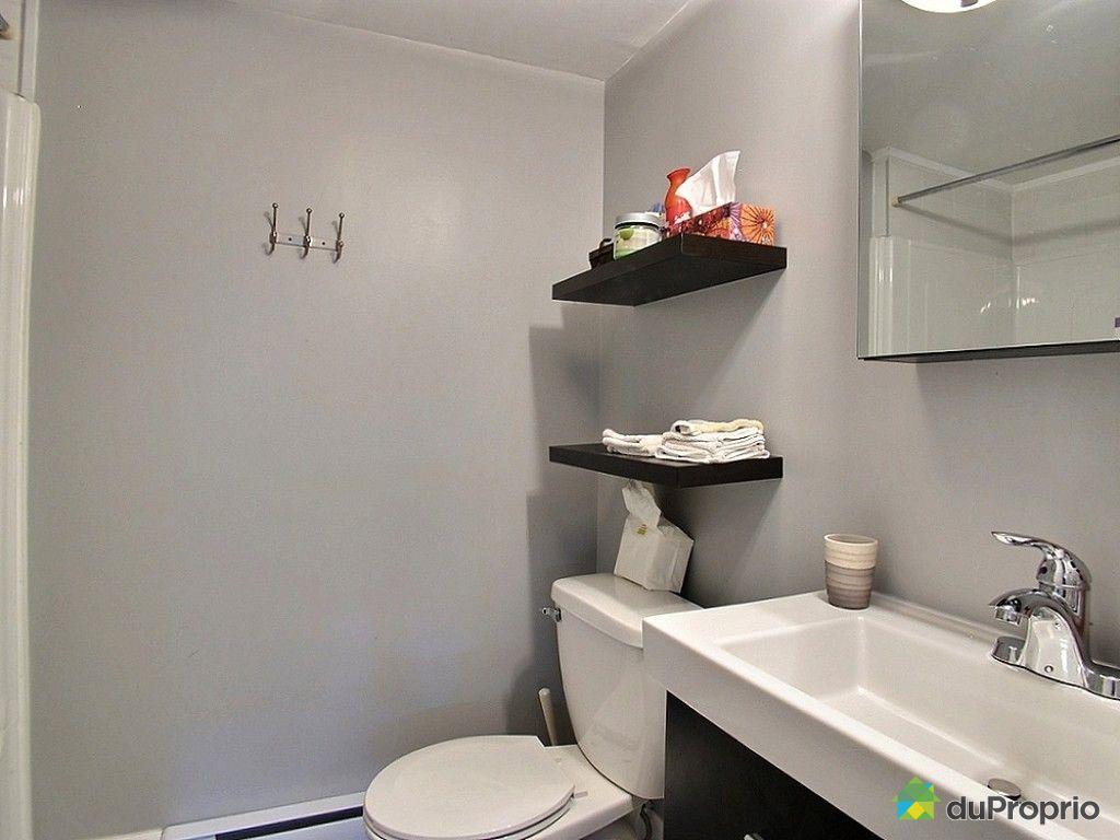 Duplex vendu st hubert immobilier qu bec duproprio 545459 for Plomberie salle de bain au sous sol