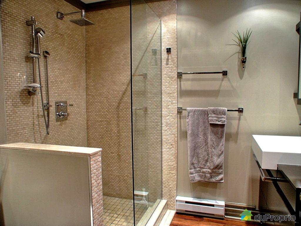 Duplex vendu montr al immobilier qu bec duproprio 275824 for Salle de bain ceramique photo