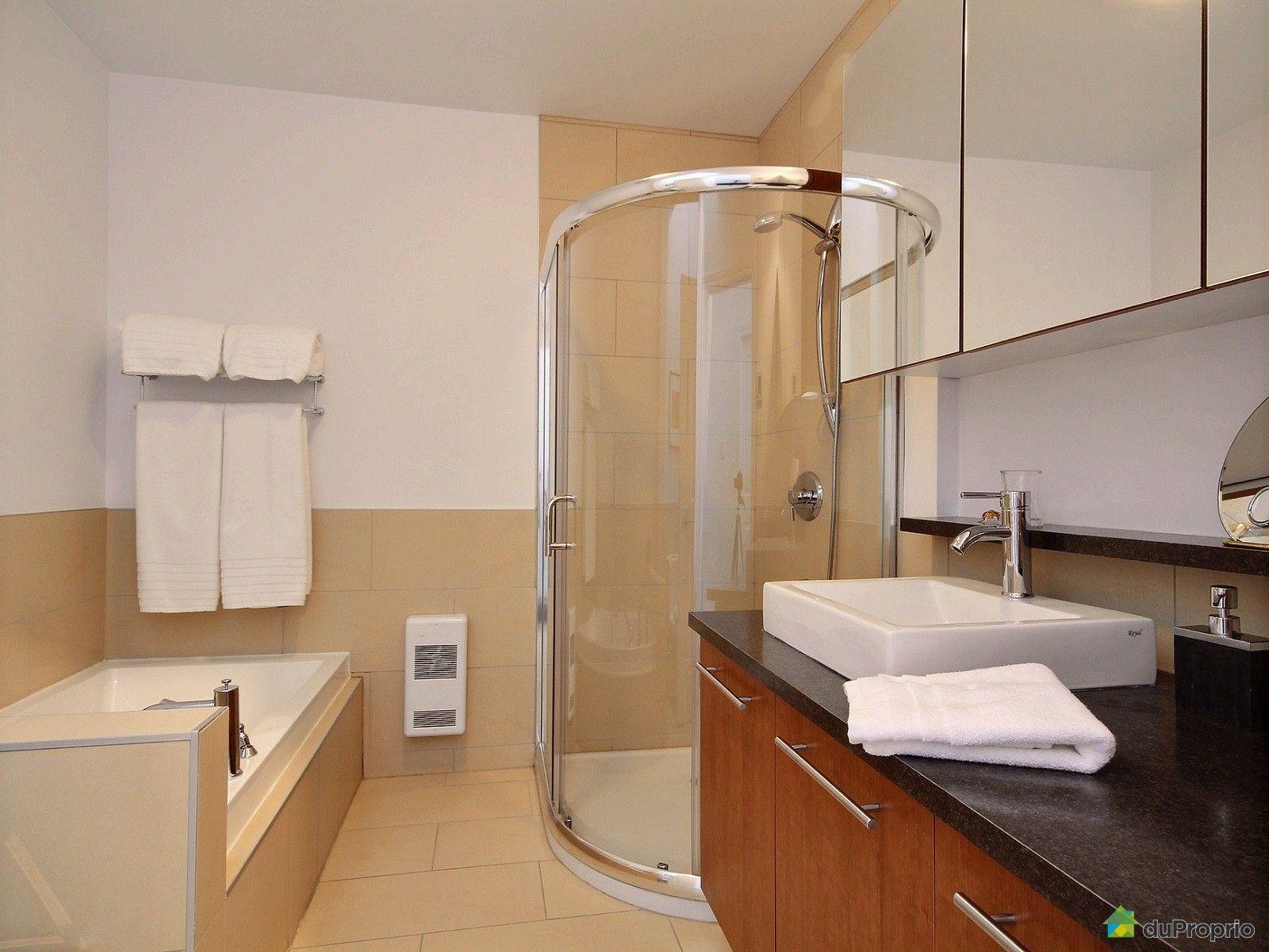 Loft vendre limoilou 514 550 8e avenue immobilier - Salle de bain loft new yorkais ...