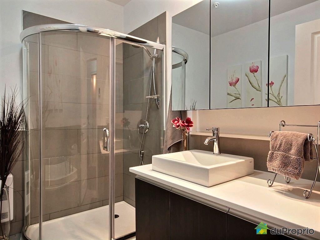 Loft vendre limoilou 405 598 8e avenue immobilier - Salle de bain loft new yorkais ...
