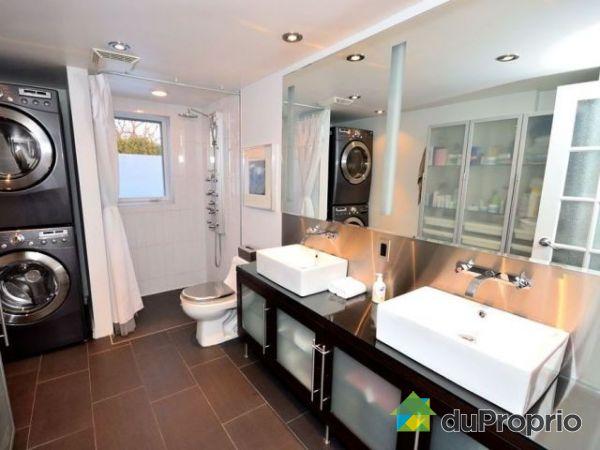 Loft vendu longueuil immobilier qu bec duproprio 285110 - Salle de bain loft new yorkais ...