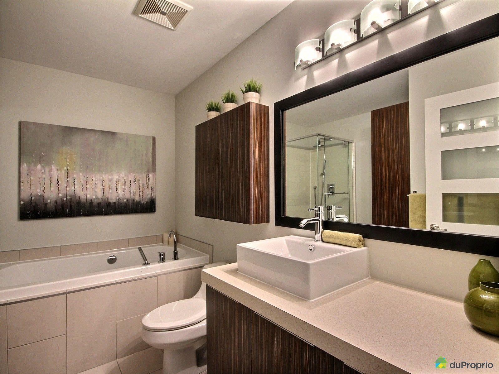 Loft vendu montr al immobilier qu bec duproprio 684168 - Salle de bain loft new yorkais ...