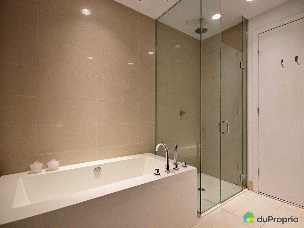 Loft vendu montr al immobilier qu bec duproprio 482836 for Salle de bain commune a deux chambres