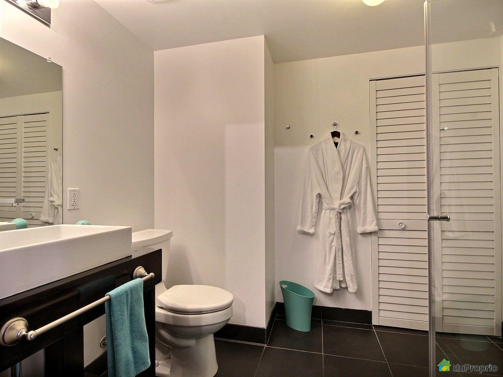 Loft vendu montr al immobilier qu bec duproprio 488176 - Salle de bain loft new yorkais ...