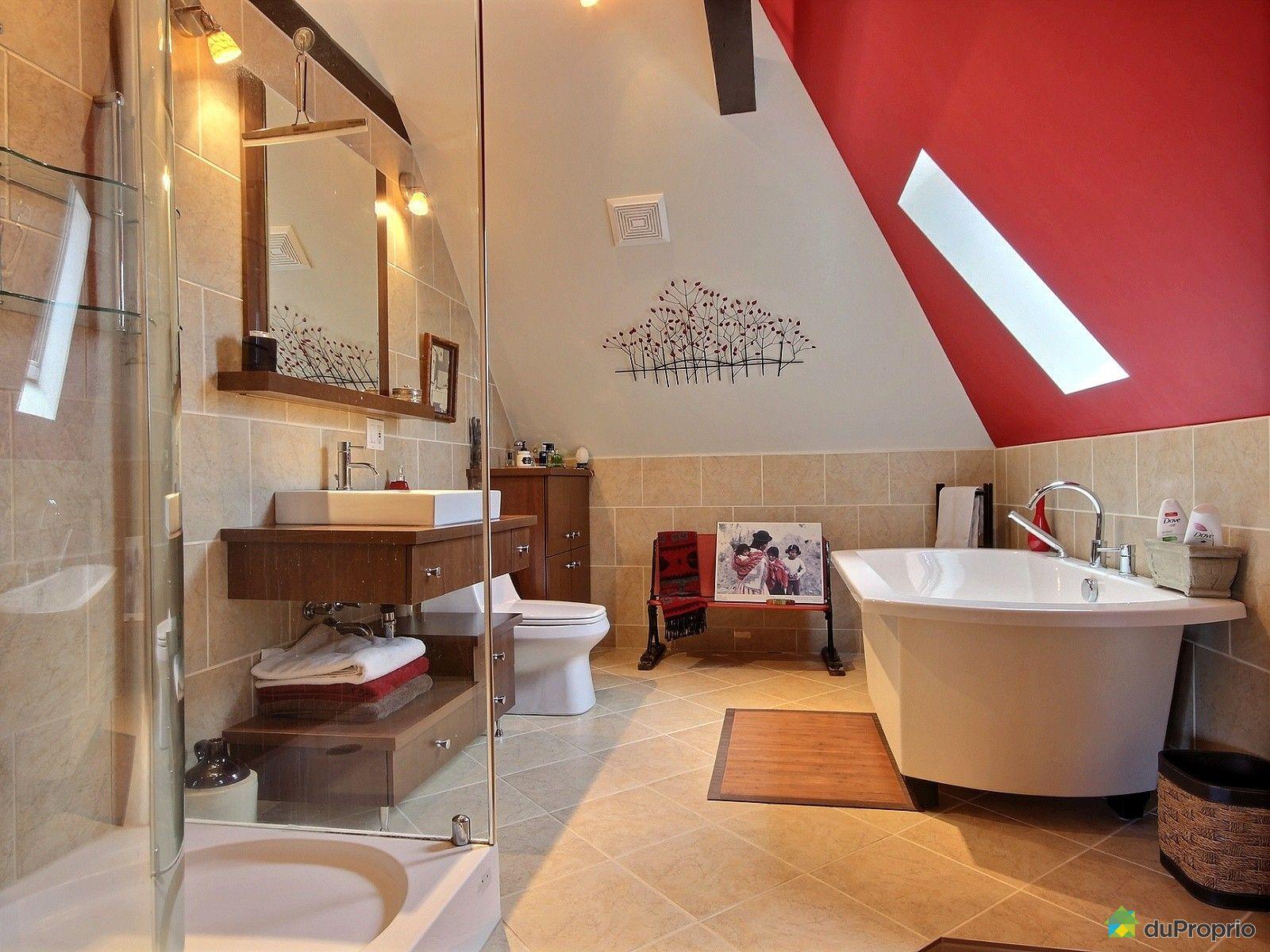 Loft vendre trois rivi res c 664 rue saint fran ois for Salle de bain xavier laurent
