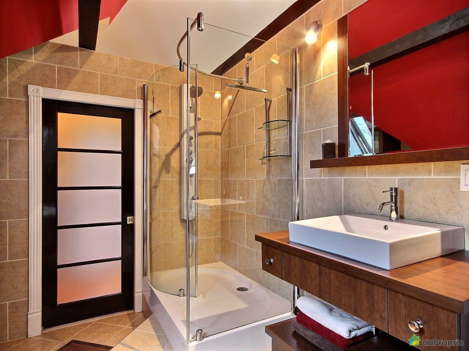 Loft vendre trois rivi res c 664 rue saint fran ois - Salle de bain loft new yorkais ...
