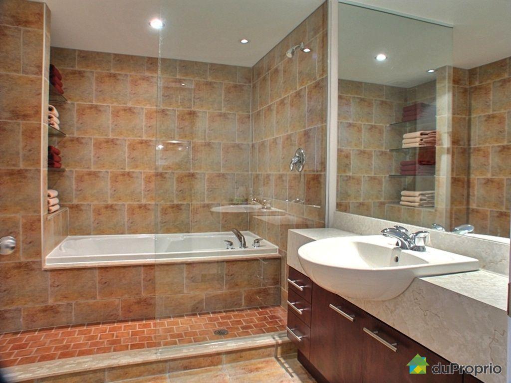 Loft vendu montr al immobilier qu bec duproprio 236910 for Salle de bain quebec