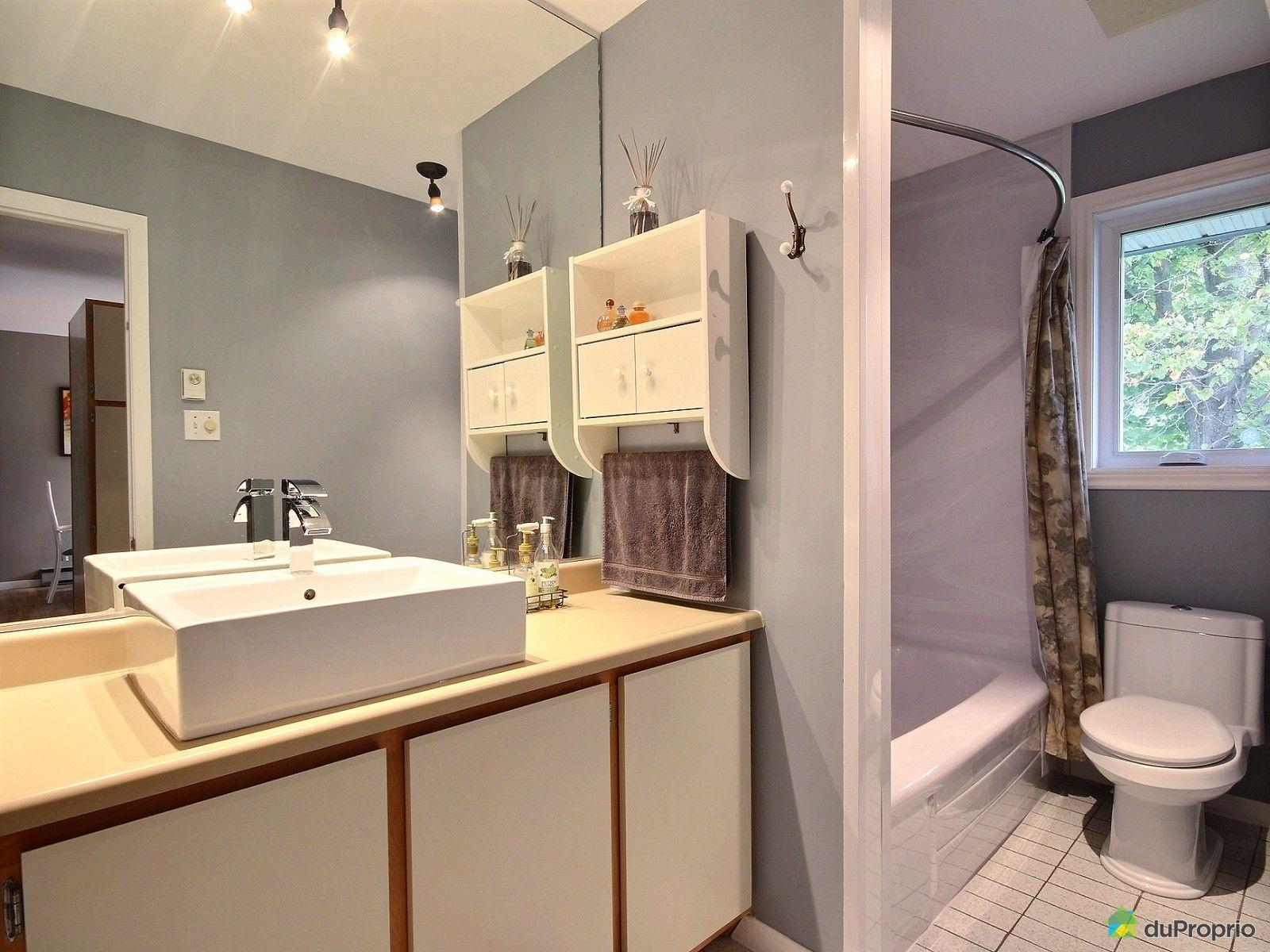 Maison vendu charny immobilier qu bec duproprio 649085 - Salle de bain hopital ...