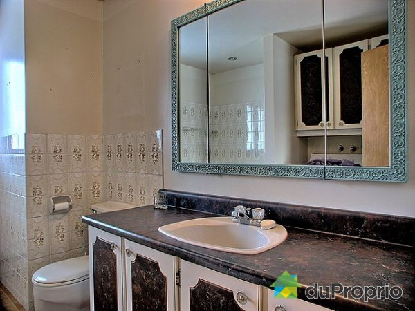 Maison vendu st denis sur richelieu 114 st germain - Tour de rangement salle de bain ...
