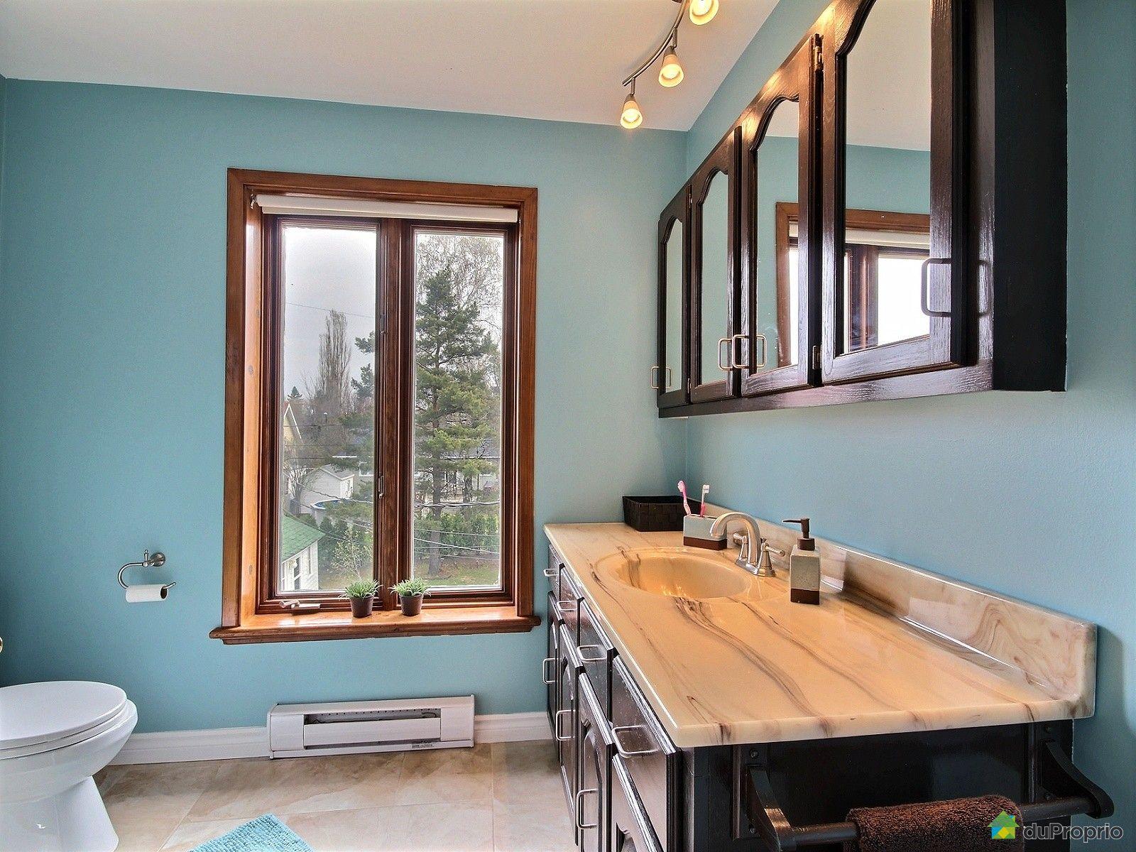Maison vendu l 39 ancienne lorette immobilier qu bec duproprio 500584 - Salle de bain maison ancienne ...