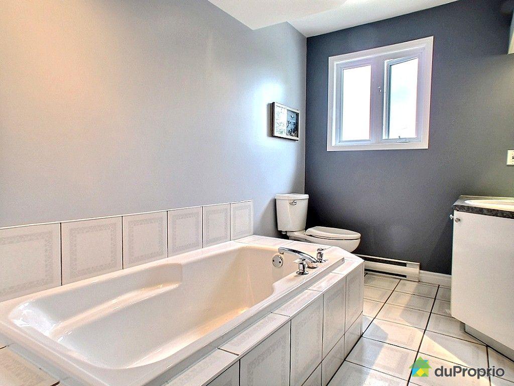 Maison vendre mont joli 1090 avenue du sanatorium - Salle de bain hopital ...