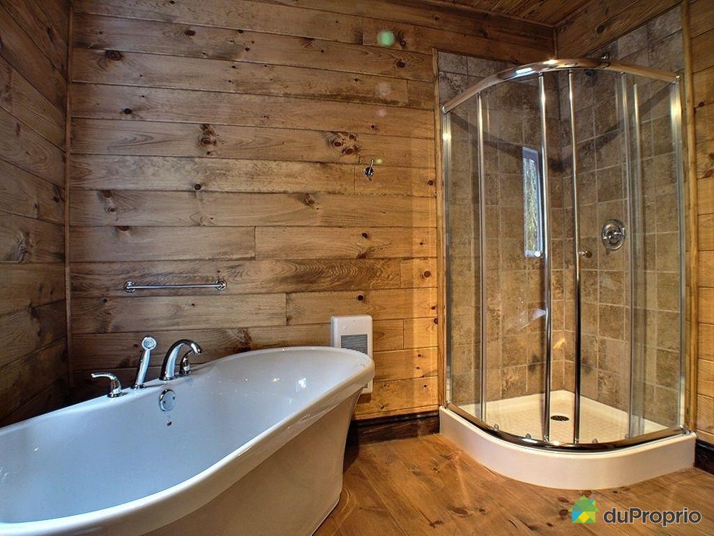 Douche Rustique salle de bain rustique avec douche @pm95 – humatraffin