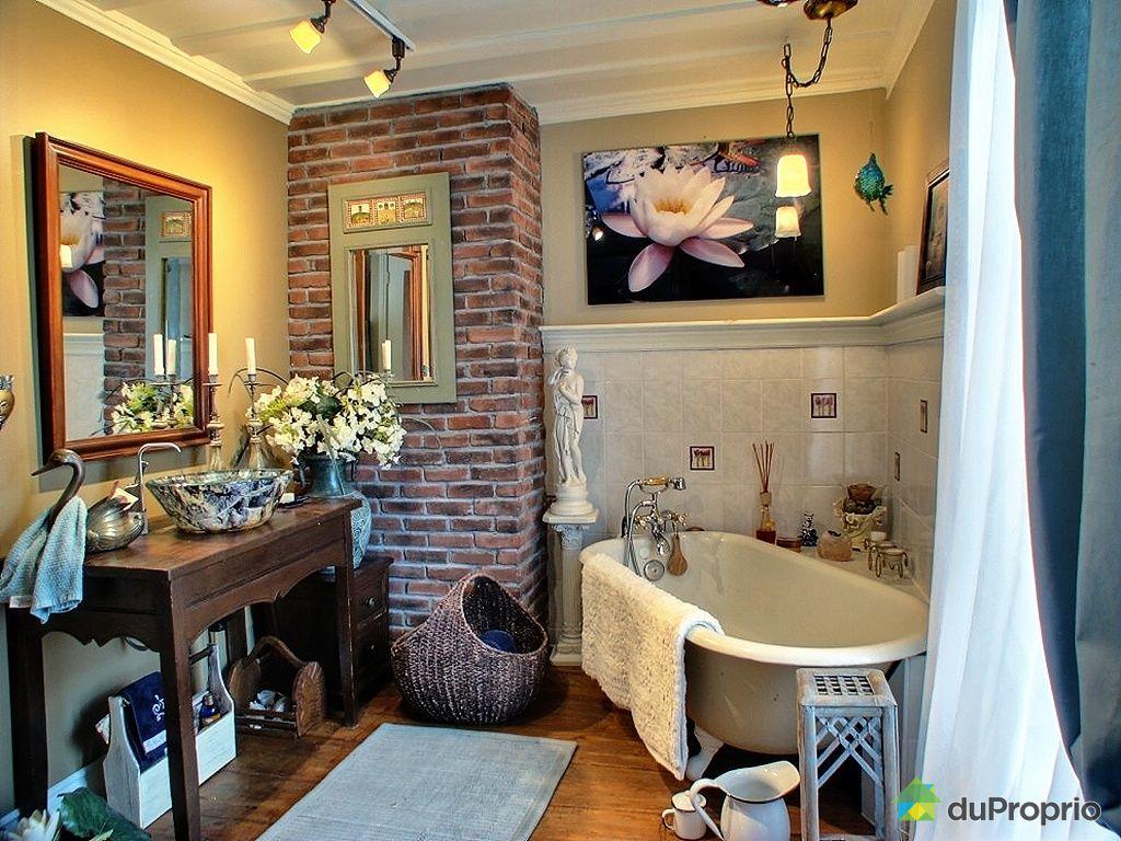 Maison vendu st michel de bellechasse immobilier qu bec for Salle de bain belle epoque