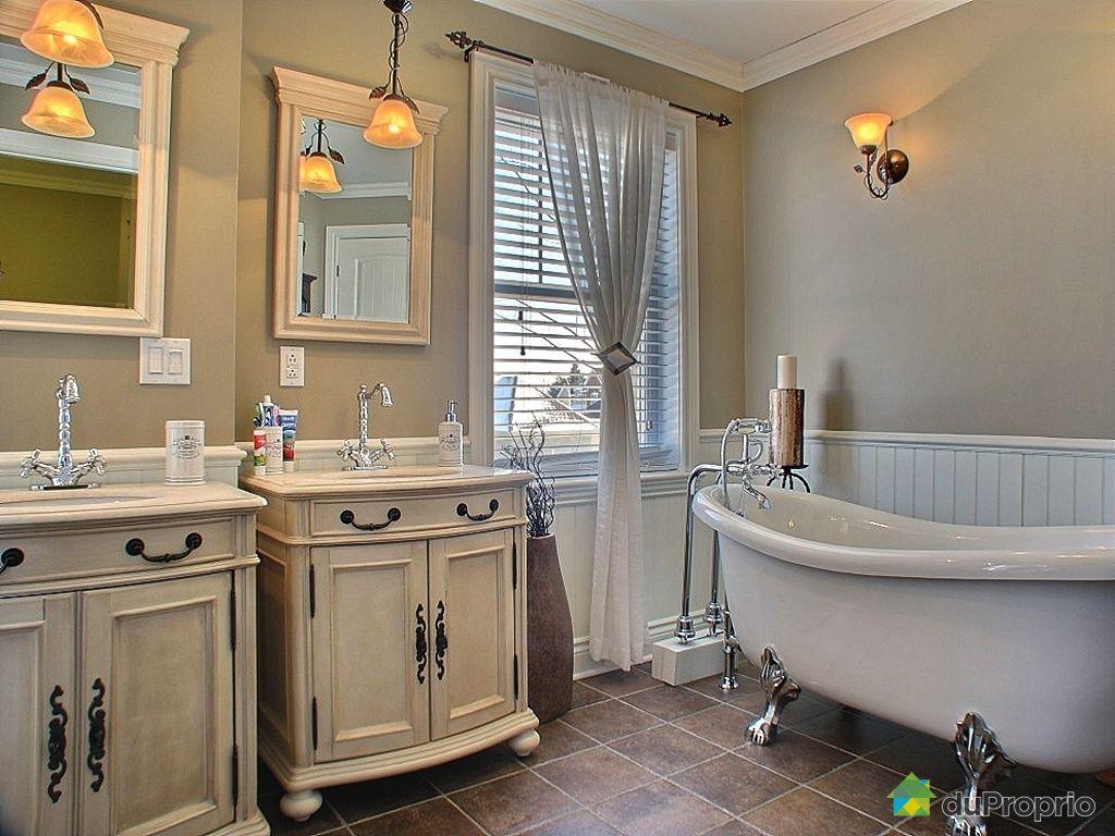 Maison vendu blainville immobilier qu bec duproprio for Accessoire salle de bain ville de quebec