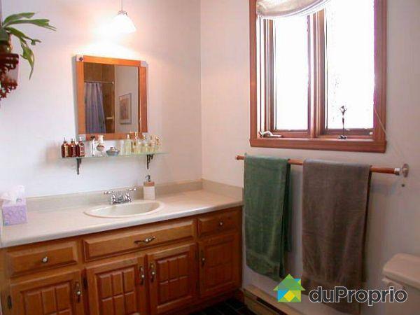 Maison vendu cap rouge immobilier qu bec duproprio 71929 for Plomberie salle de bain au sous sol