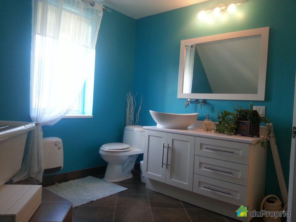Salle de bain decoration bord de mer id es de d coration - Salle de bain style bord de mer ...